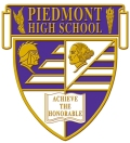 Piedmont High School Shield